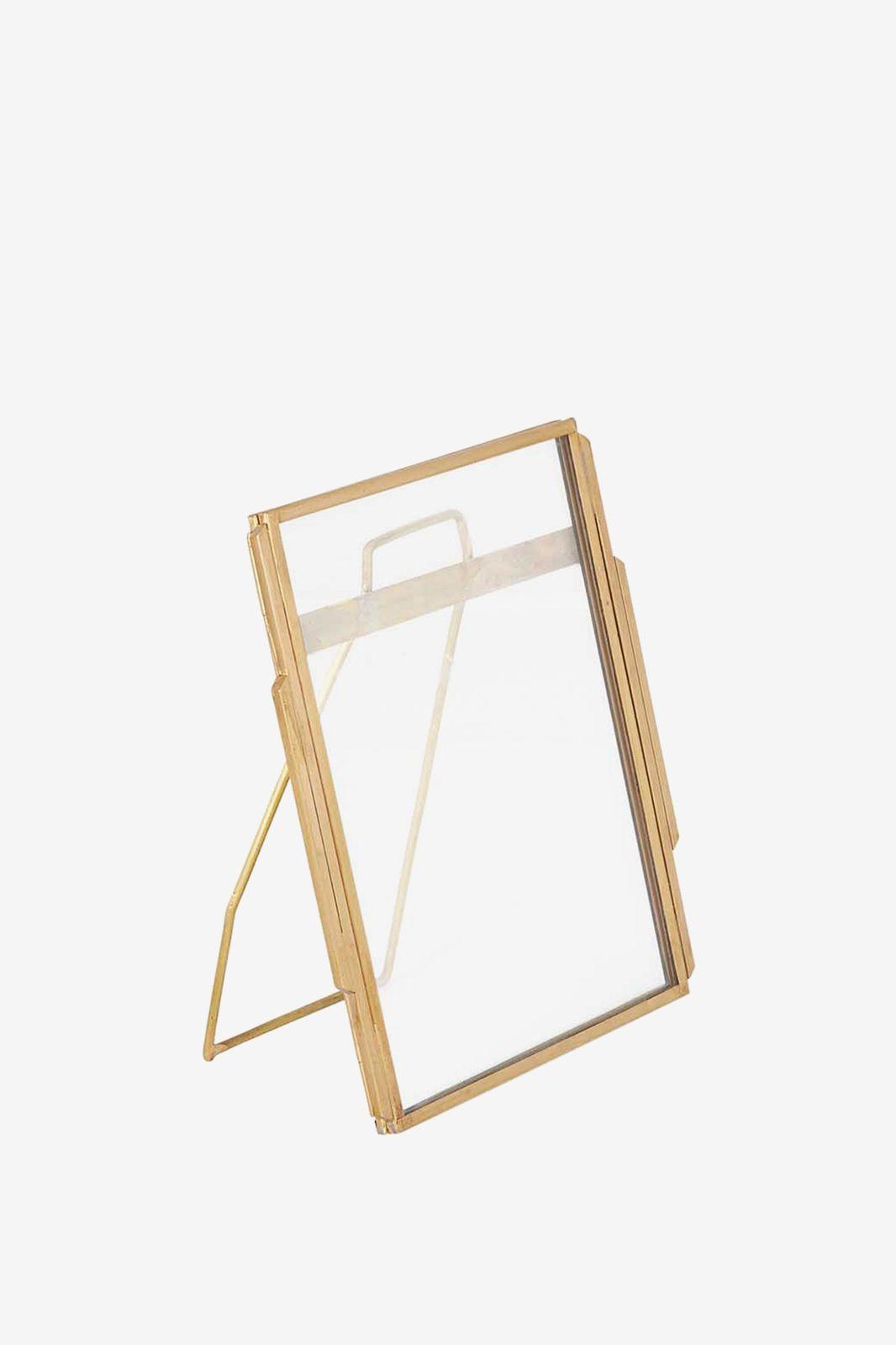 Fotolijstje glas (15,5x18,5 cm)
