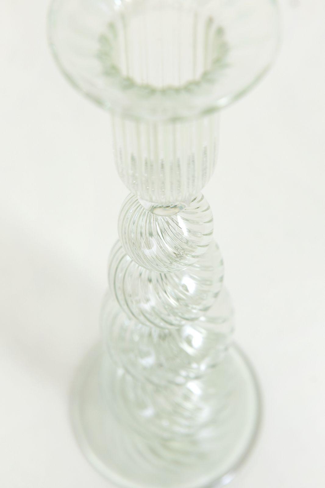 Groene glazen kandelaar - Homeland | Sissy-Boy
