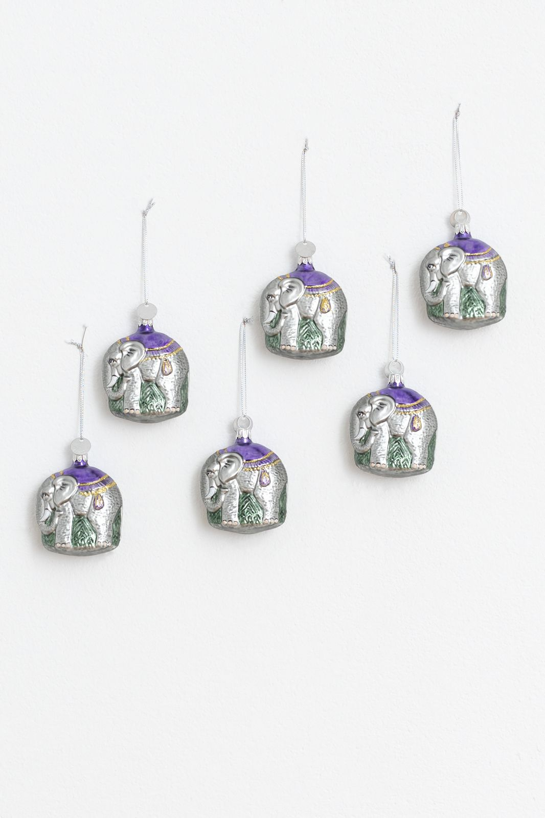 Kerst ornament olifant