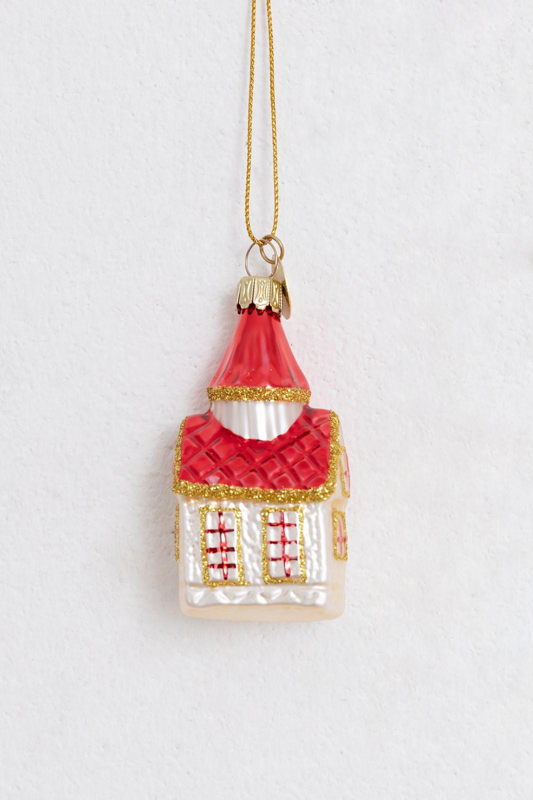Kerst ornament kerk - Homeland | Sissy-Boy