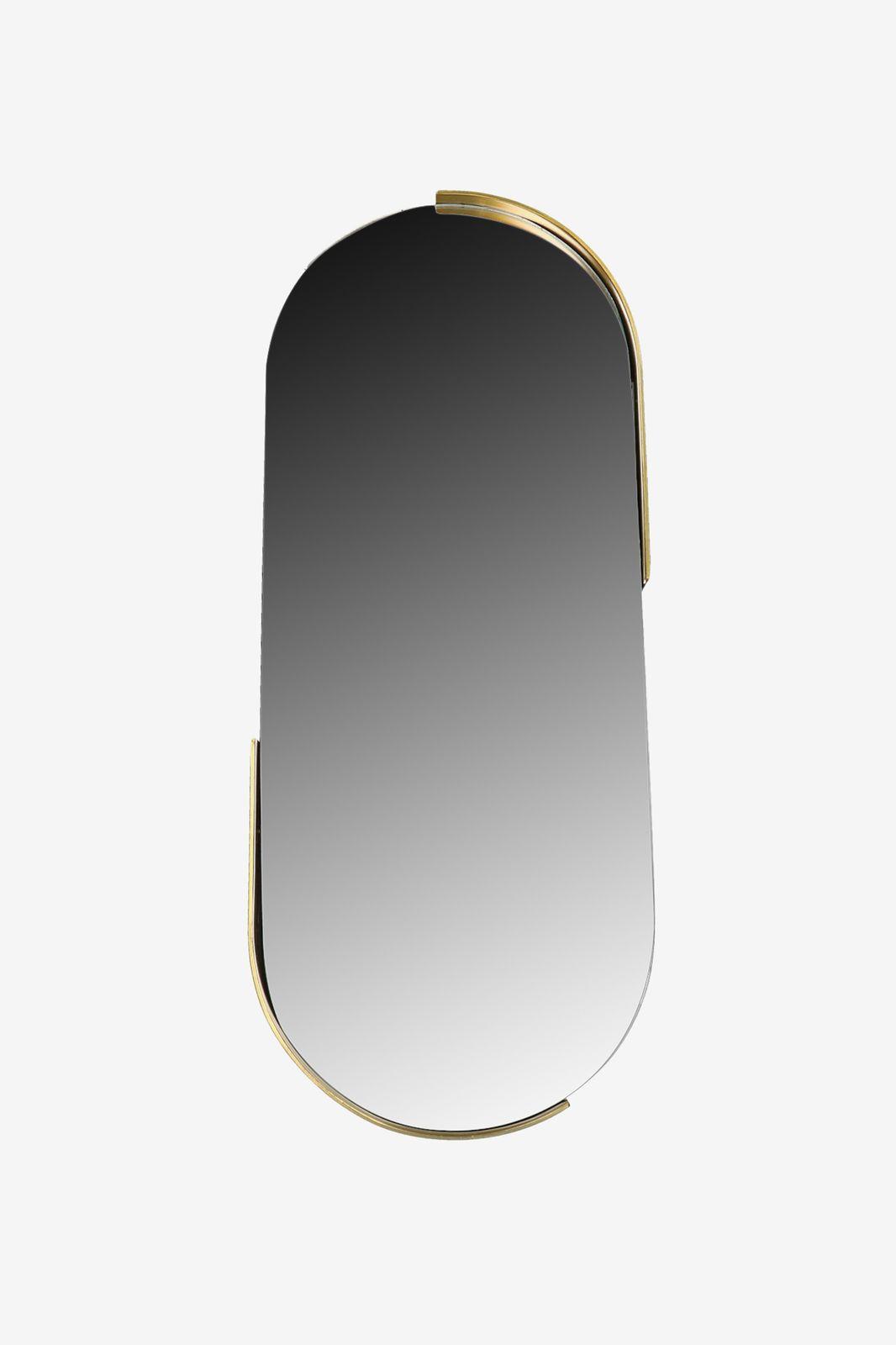 Langwerpige spiegel