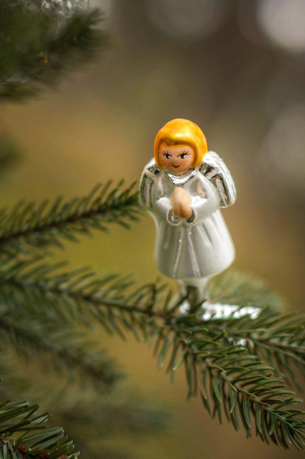 Kerst ornament engeltje - Homeland   Sissy-Boy