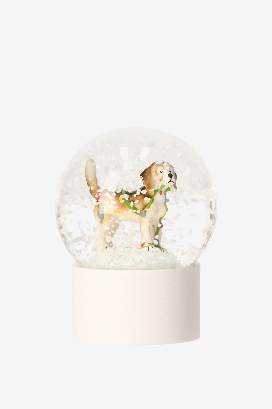 Sneeuwbol hond S