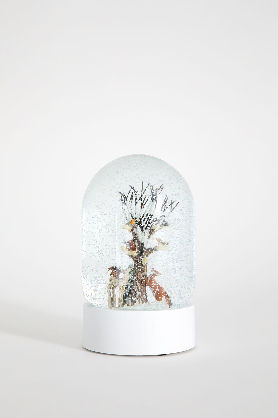 Sneeuwbol met drie dieren XL - Homeland | Sissy-Boy
