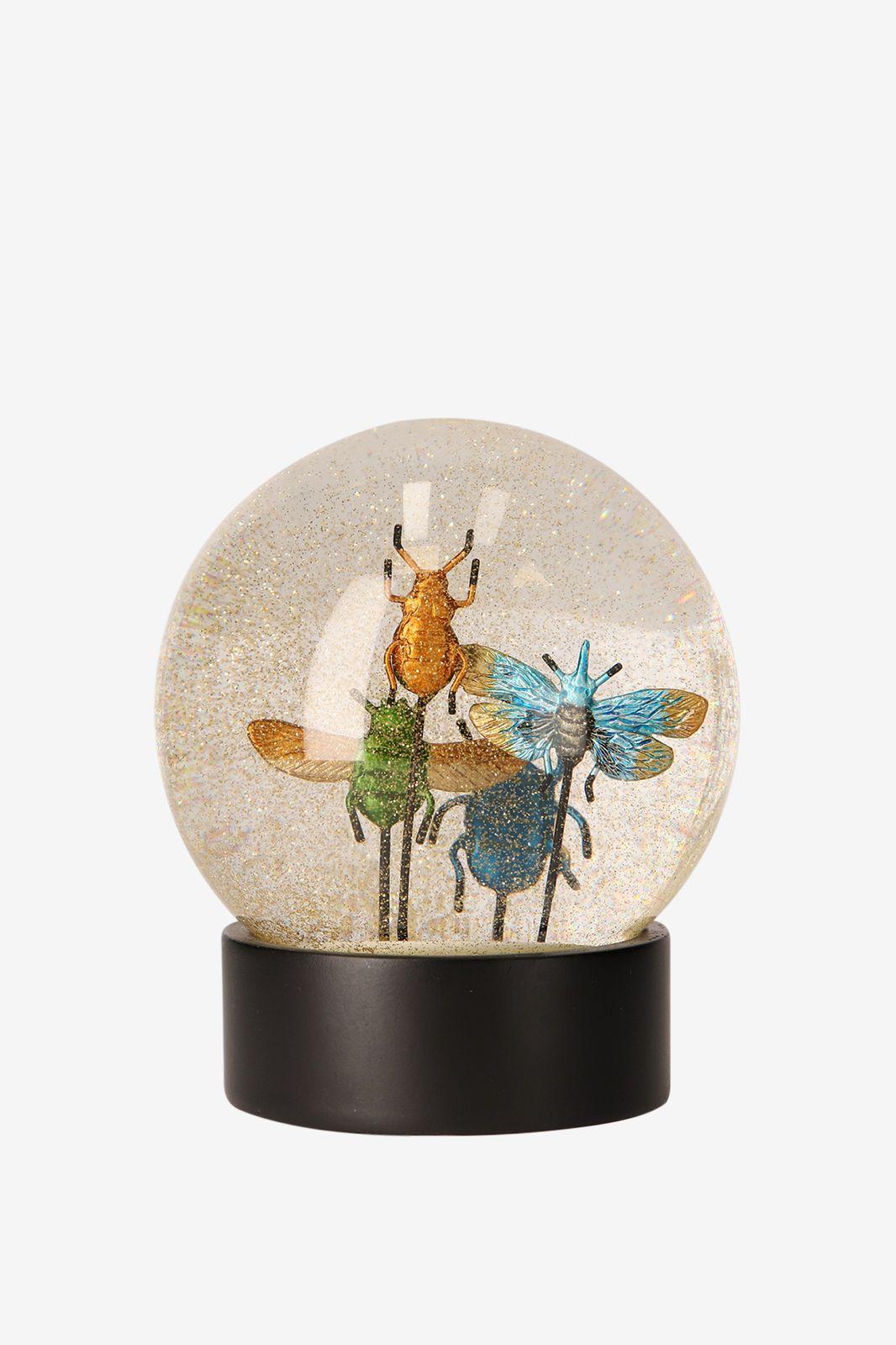Sneeuwbol met insecten XL