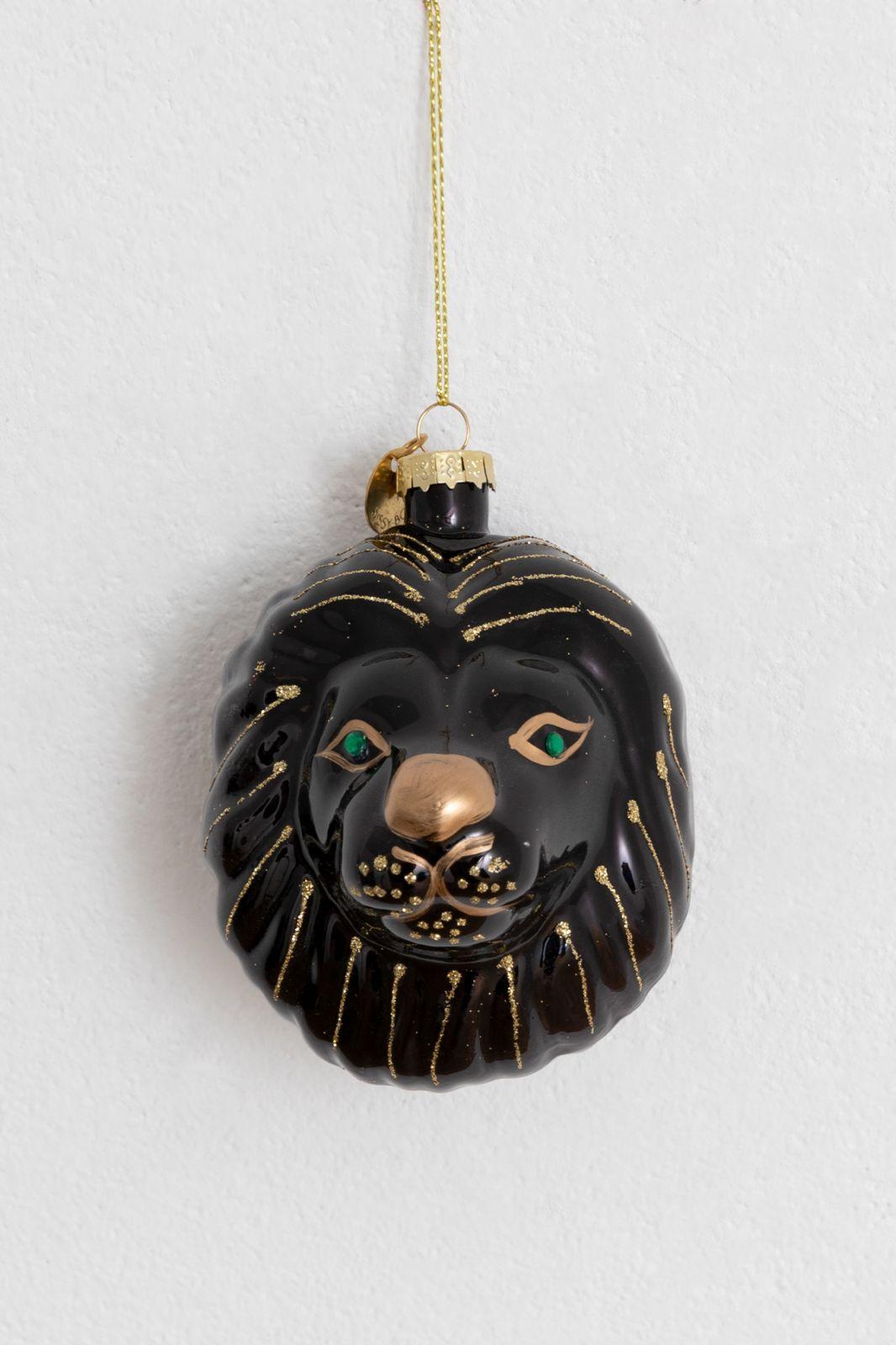 Kerst ornament leeuwenkop - Homeland | Sissy-Boy