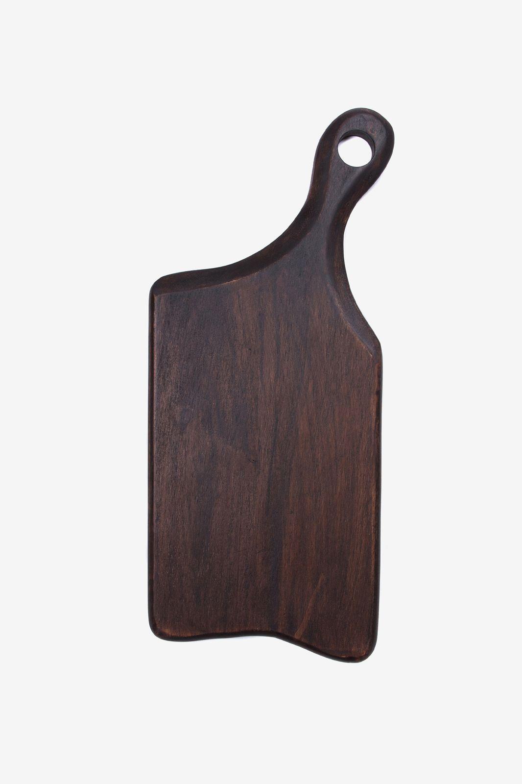 Donkerbruine serveerplank acacia hout - Homeland | Sissy-Boy