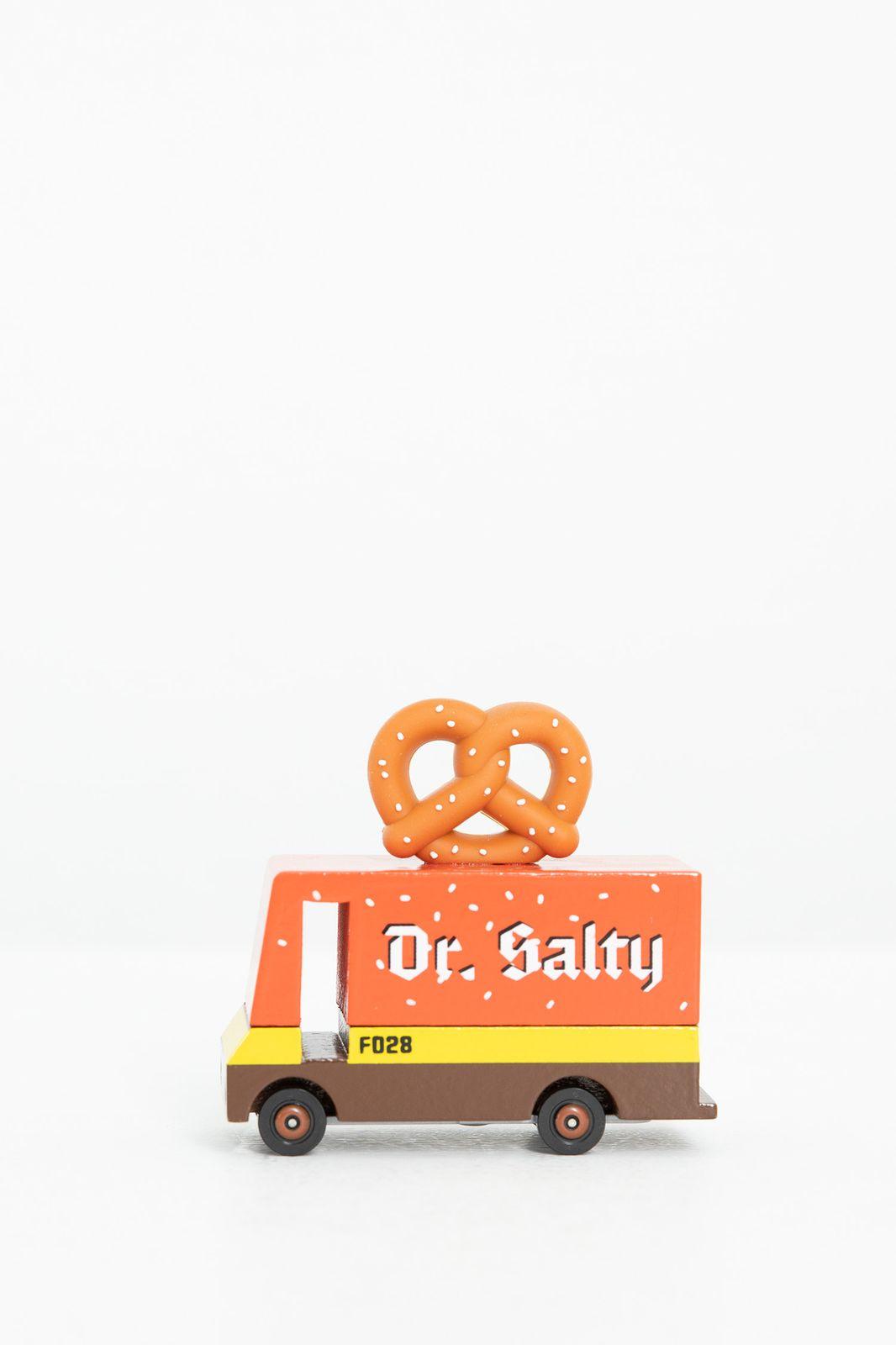 Candylab Dr. Salty Pretzel Van - Homeland   Sissy-Boy