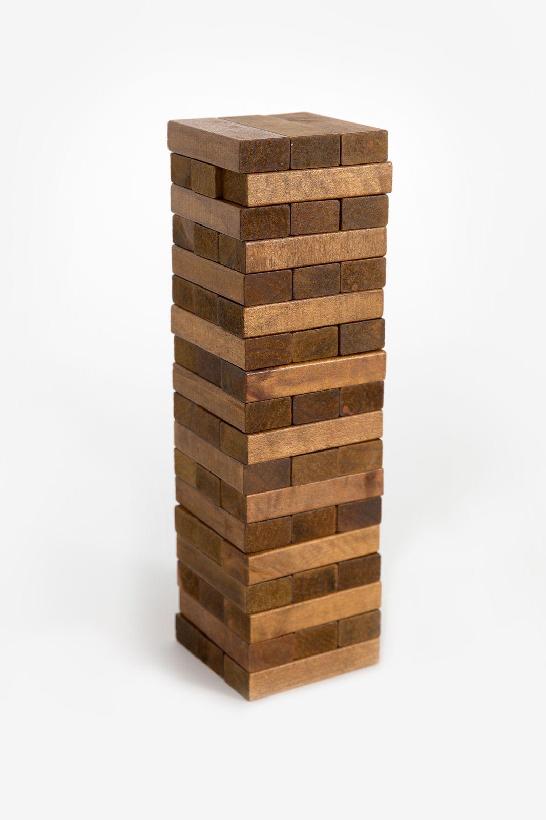 Spel Toppling Tower - Homeland | Sissy-Boy