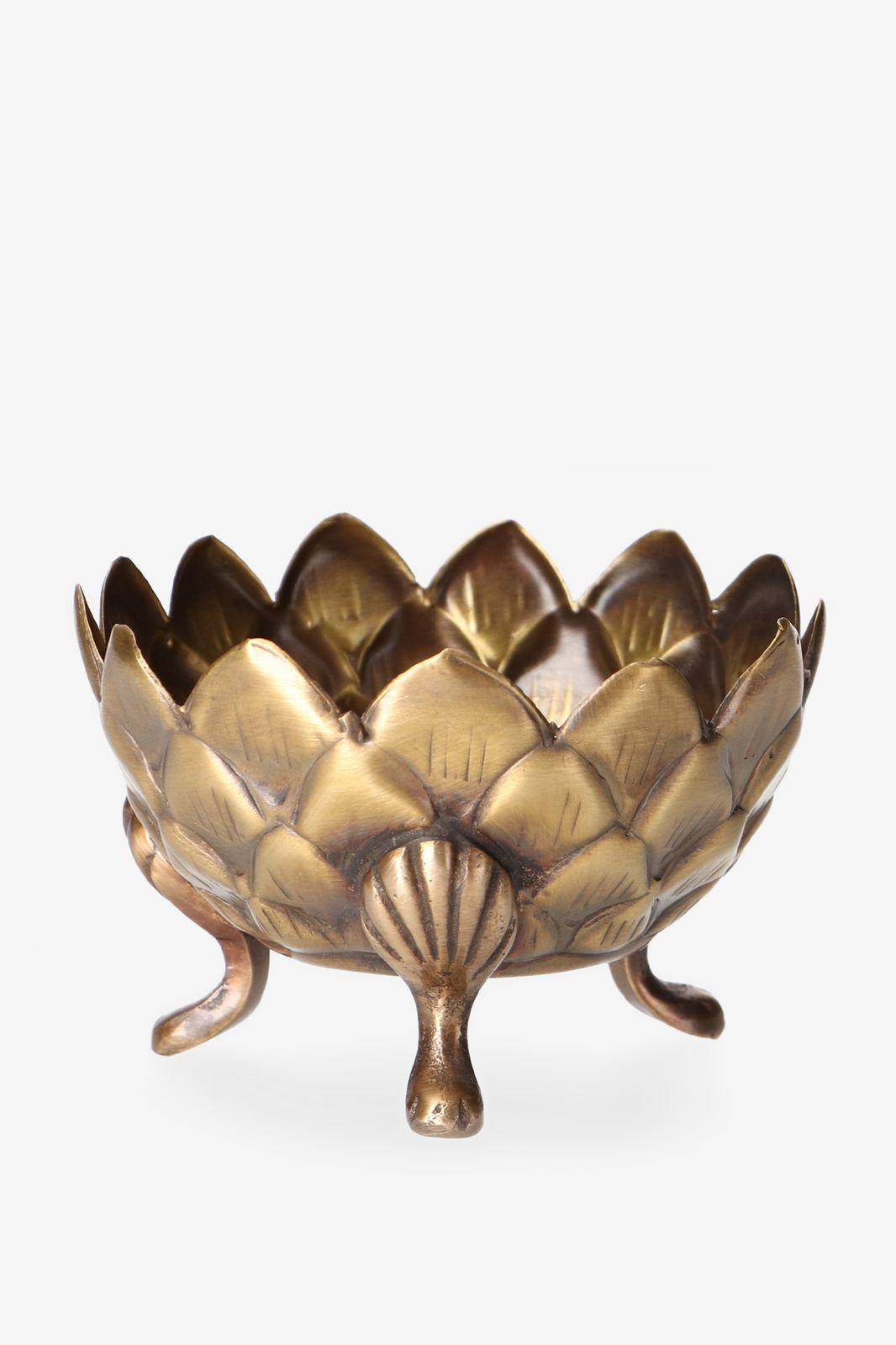 Goudkleurig schaaltje lotus - Homeland | Sissy-Boy