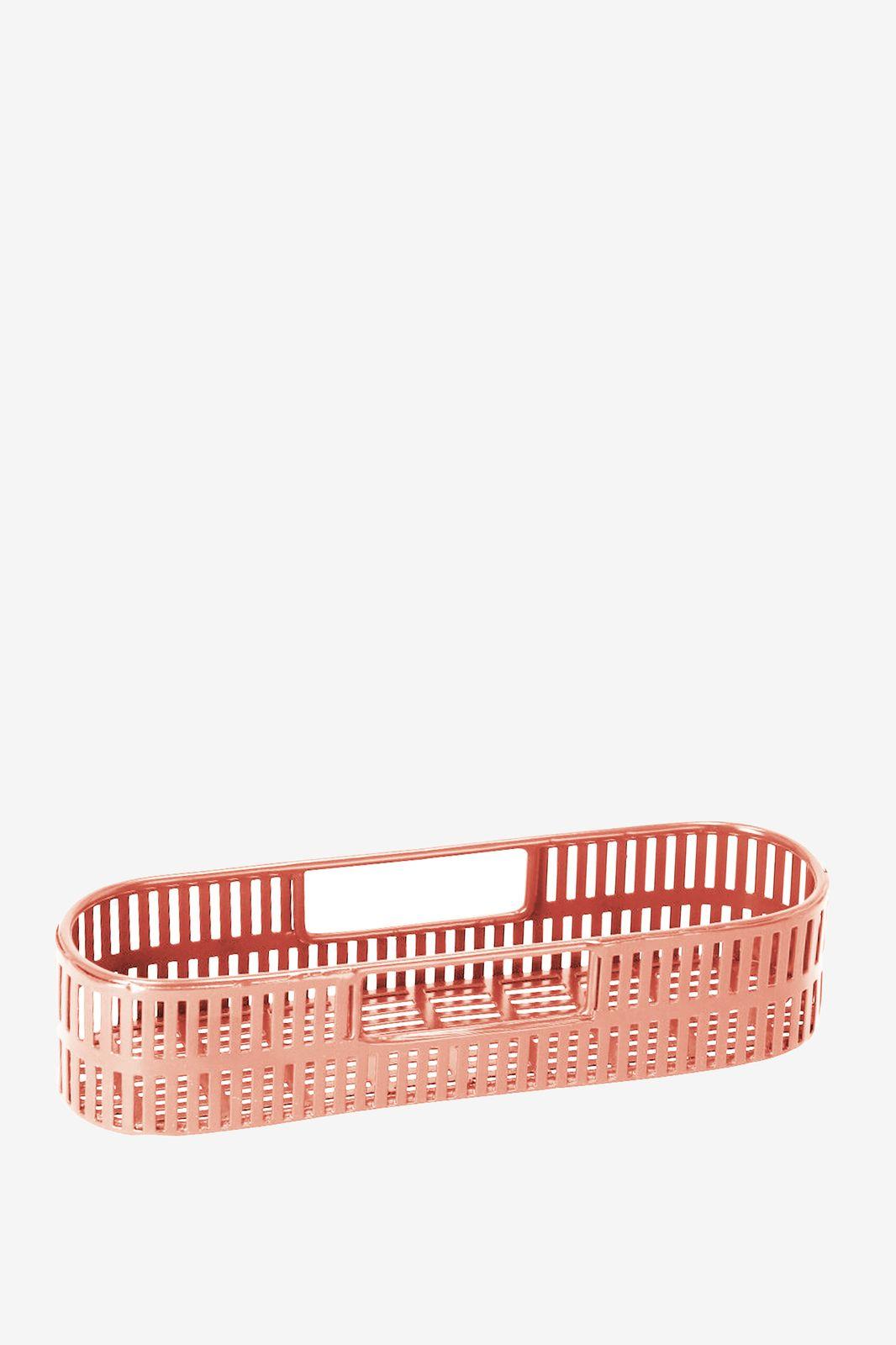 Roze pennenbak