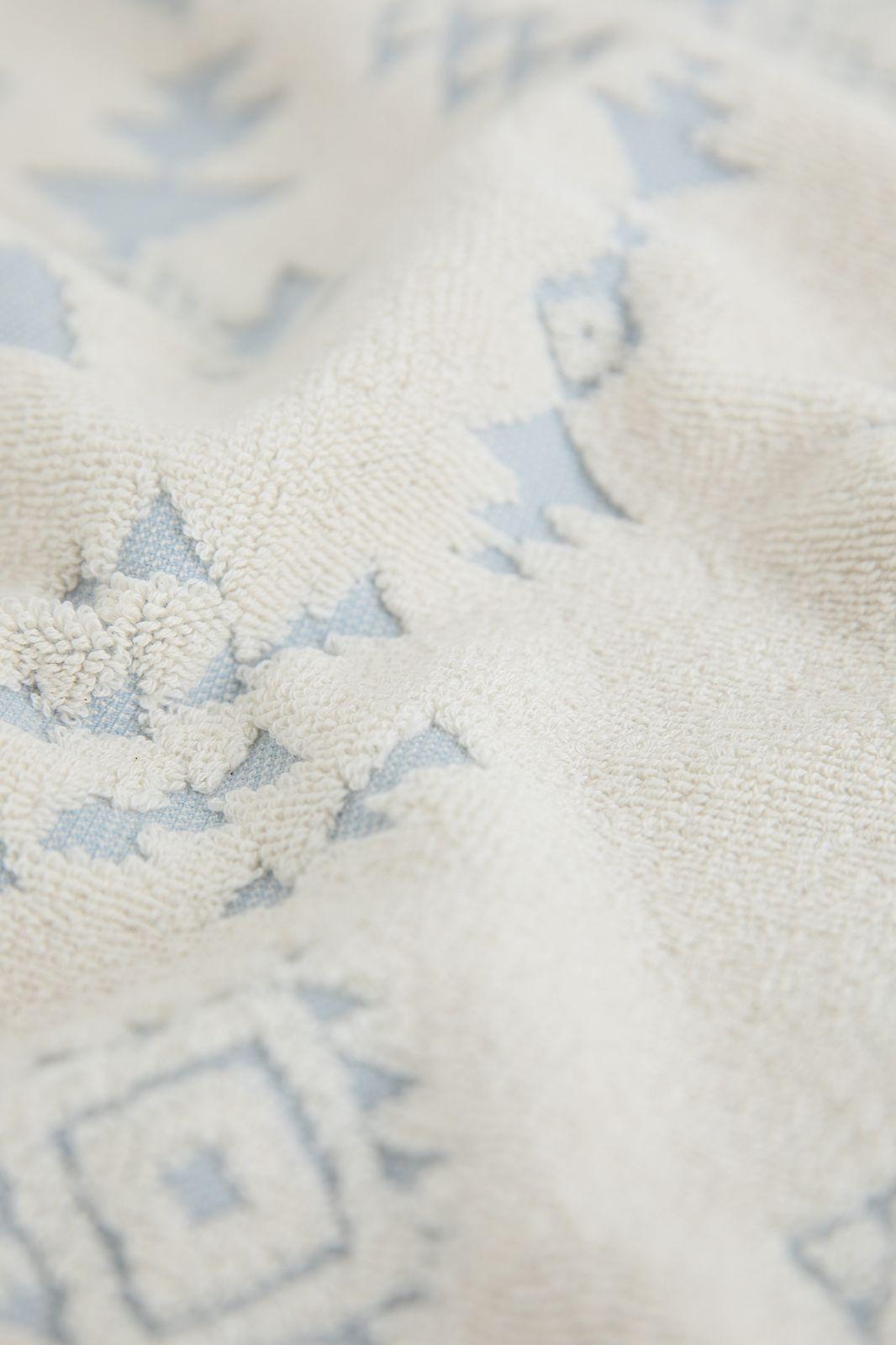 Gastendoek blauw met bloemenprint - Homeland | Sissy-Boy