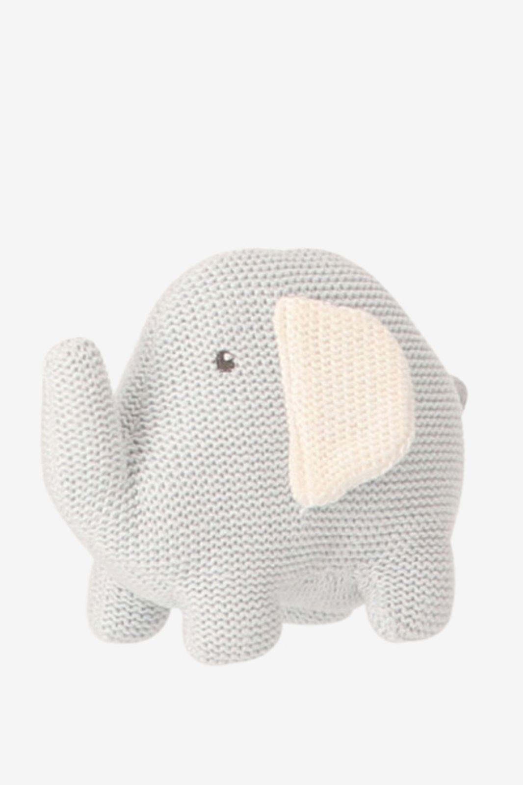 Gebreide knuffel olifant - Homeland | Sissy-Boy