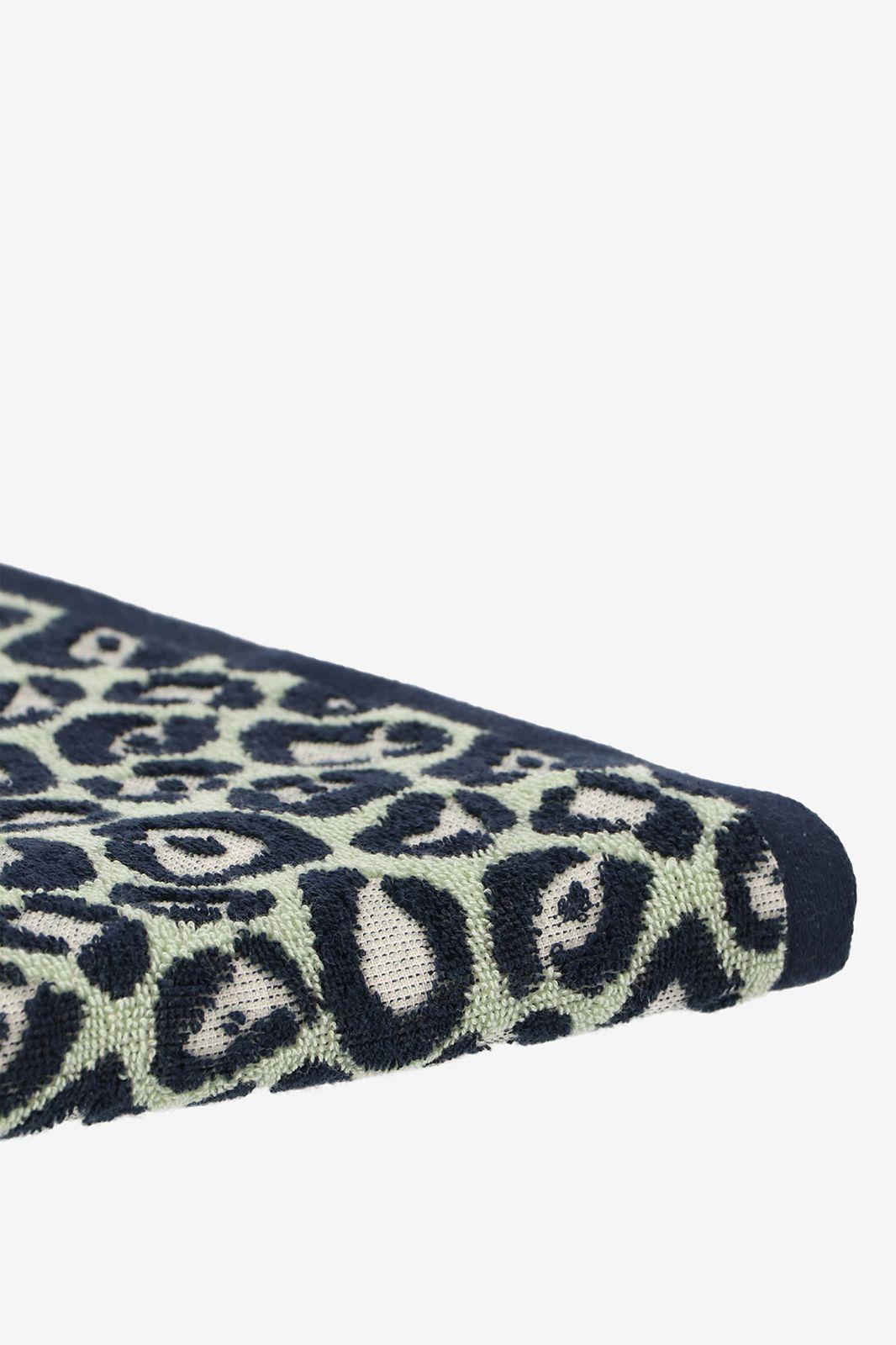 Handdoek lichtgroen met panter print - Homeland | Sissy-Boy
