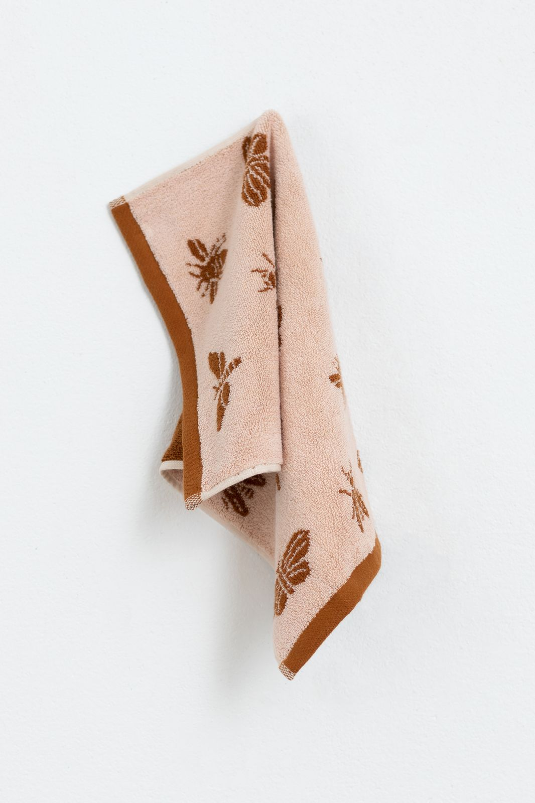 Gastendoek insectenprint roze - Homeland | Sissy-Boy