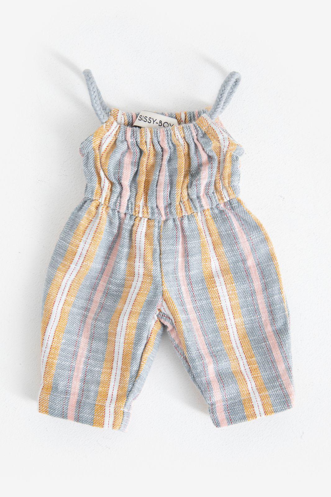 Poppenkleding multicolor jumpsuit - Homeland | Sissy-Boy