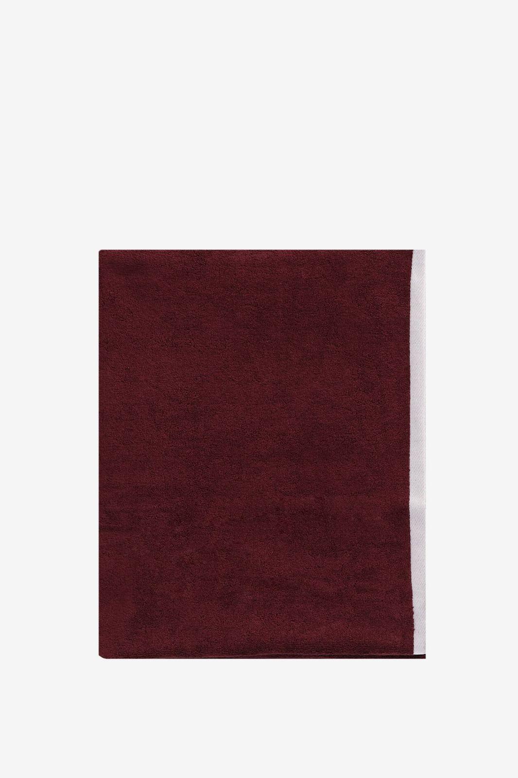 Rode handdoek groot - Homeland | Sissy-Boy