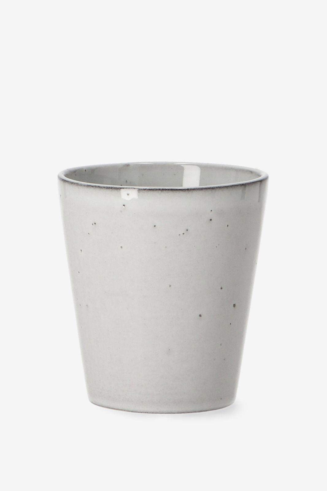 Mok grey glaze