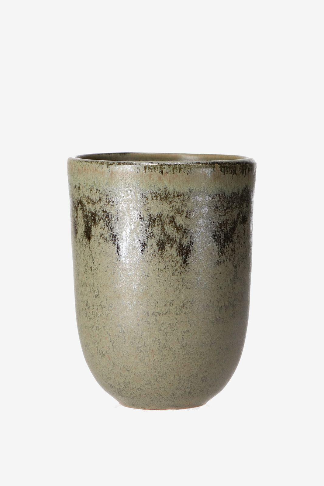 Groene stoneware mok Foresta - Homeland | Sissy-Boy