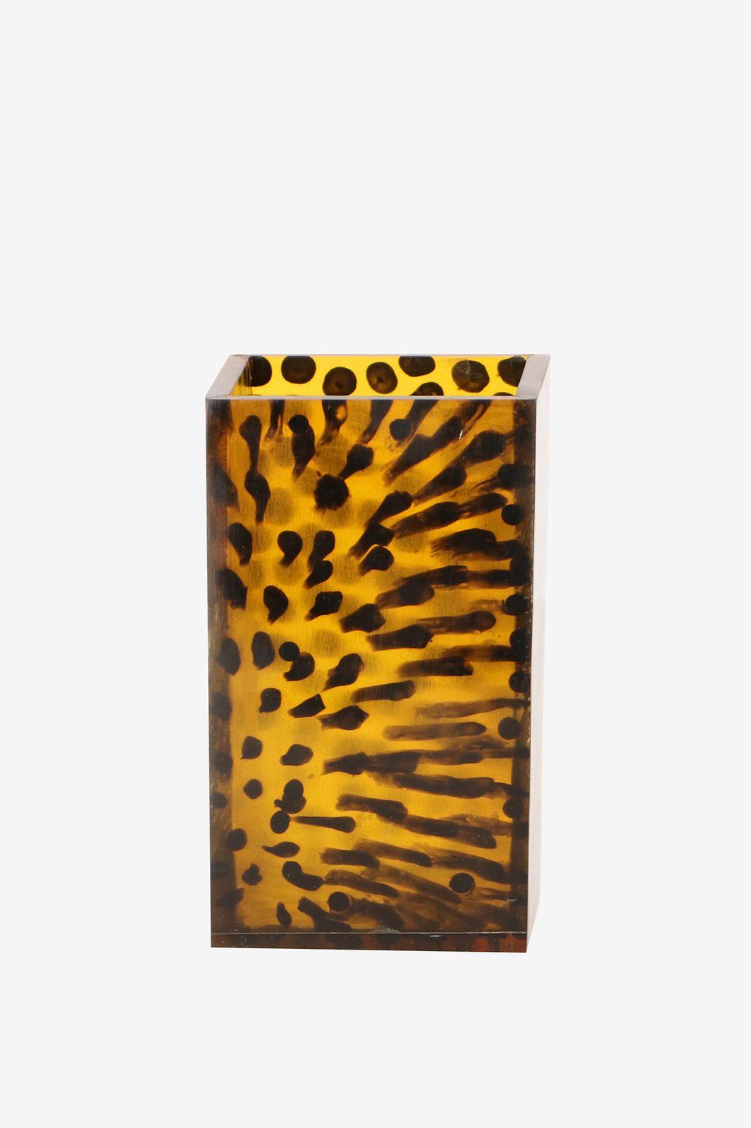 Tandenborstel beker luipaardprint - Homeland | Sissy-Boy