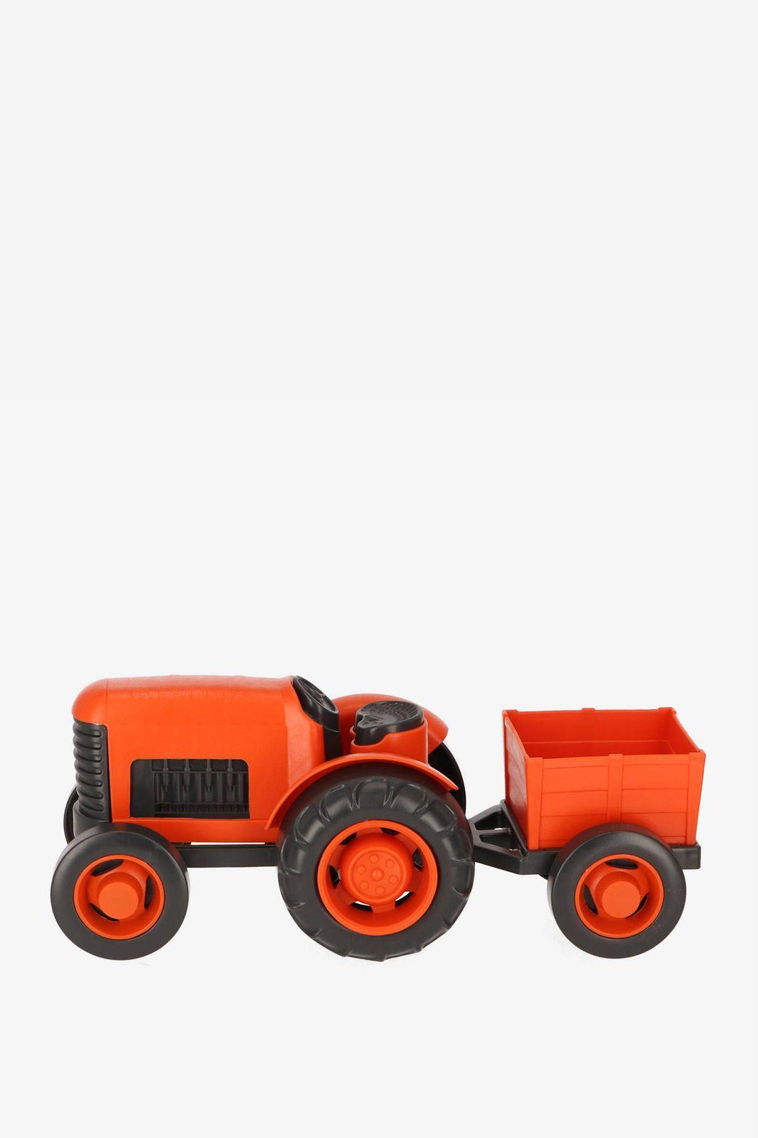 Oranje Tractor - Homeland | Sissy-Boy