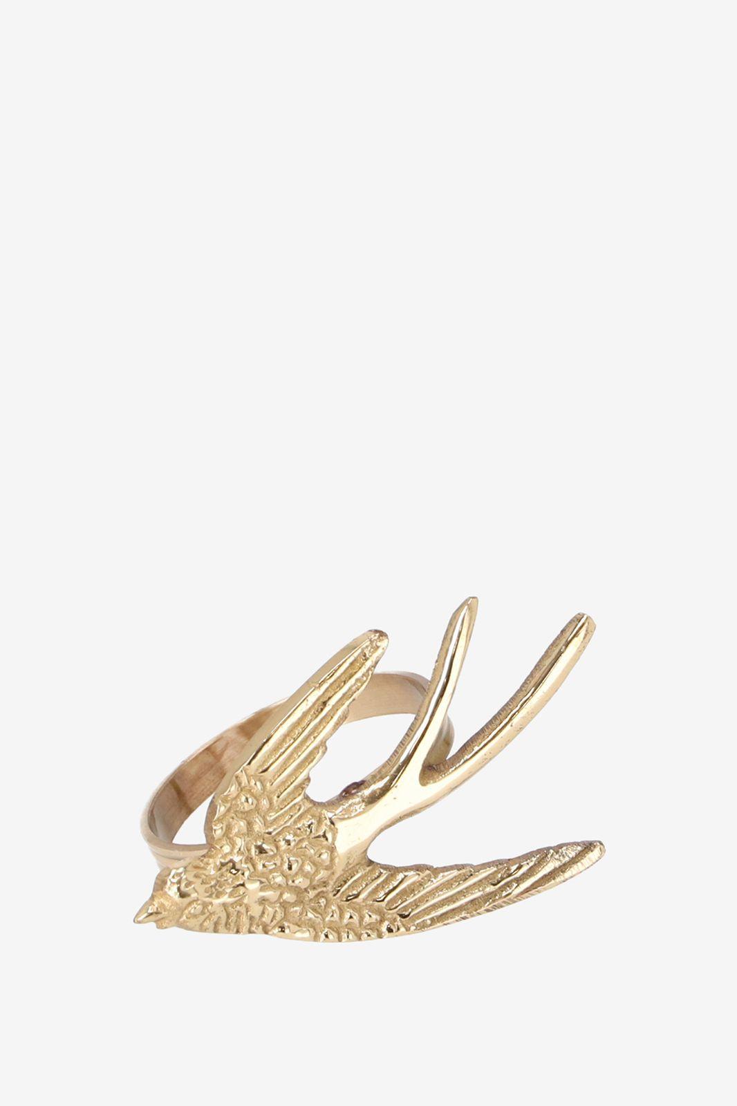 Gouden servetring zwaluw - Homeland | Sissy-Boy