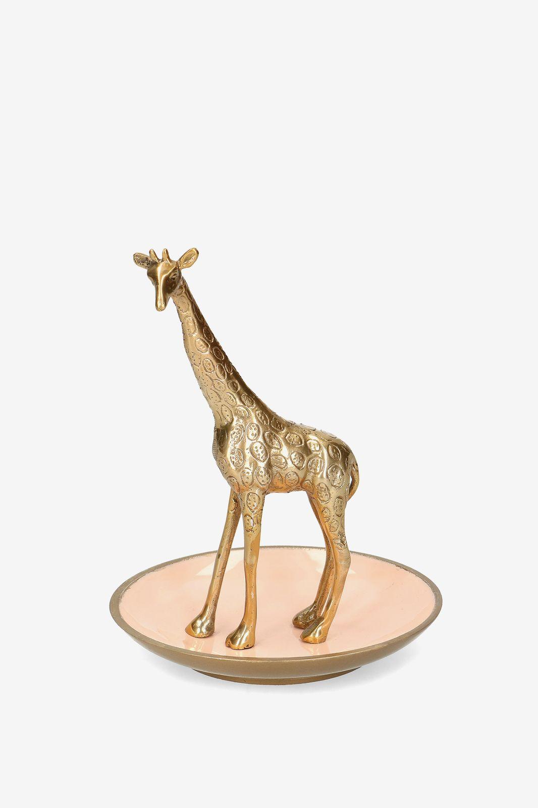 Goud schaaltje giraffe - Homeland | Sissy-Boy