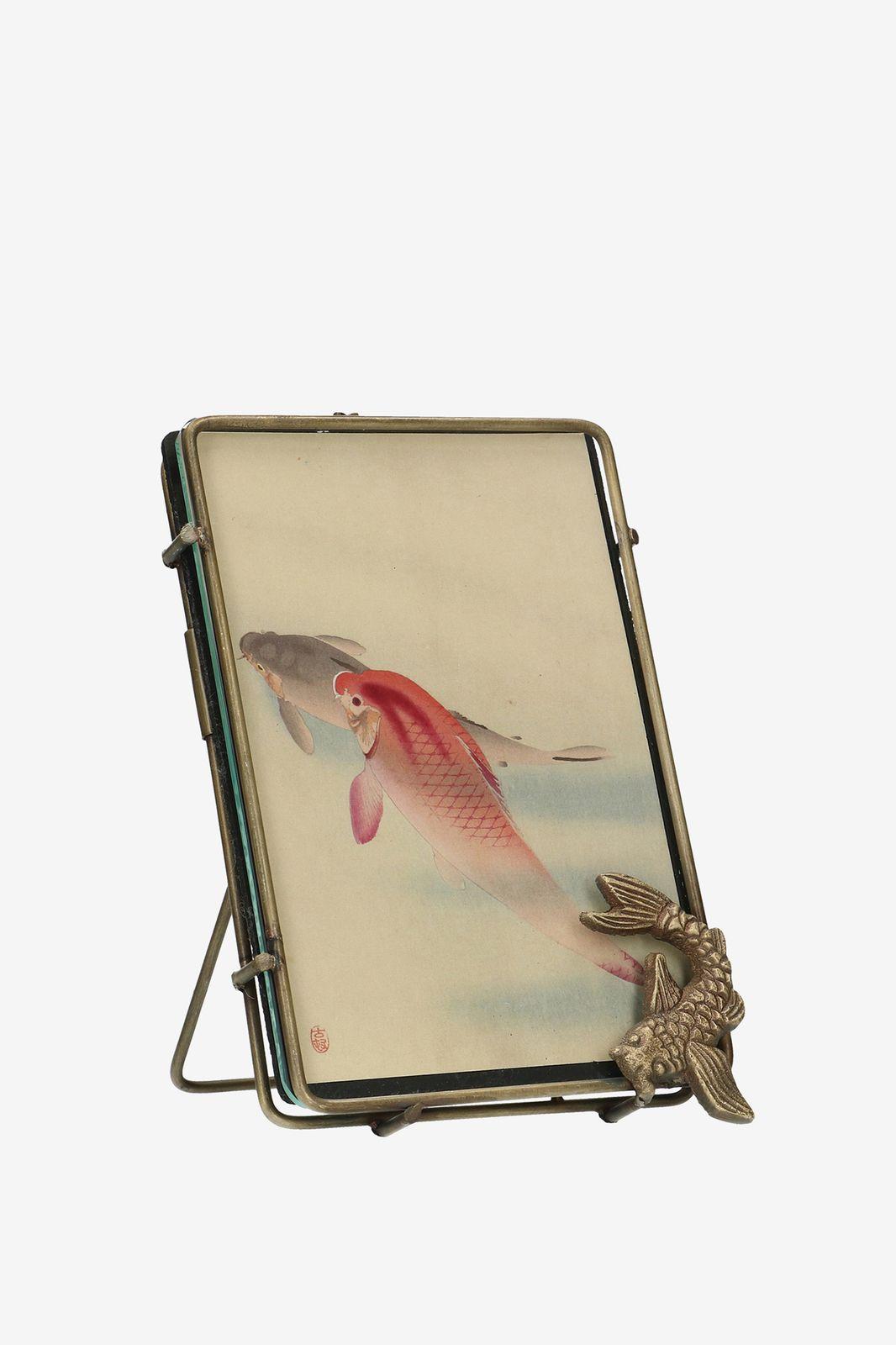 Fotolijst met vis (10x15 cm) - Homeland | Sissy-Boy