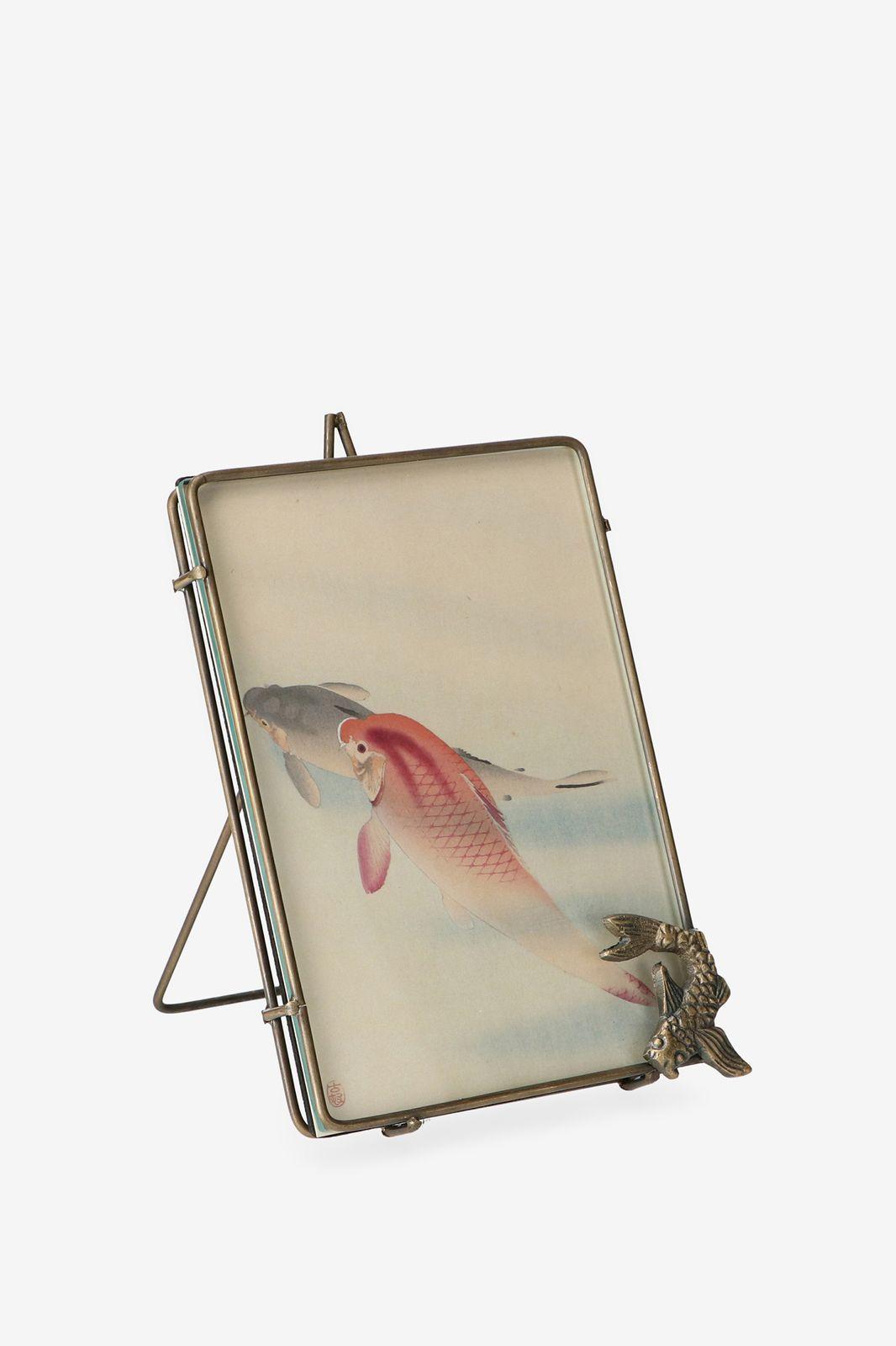 Fotolijst met vis (13x18 cm) - Homeland | Sissy-Boy