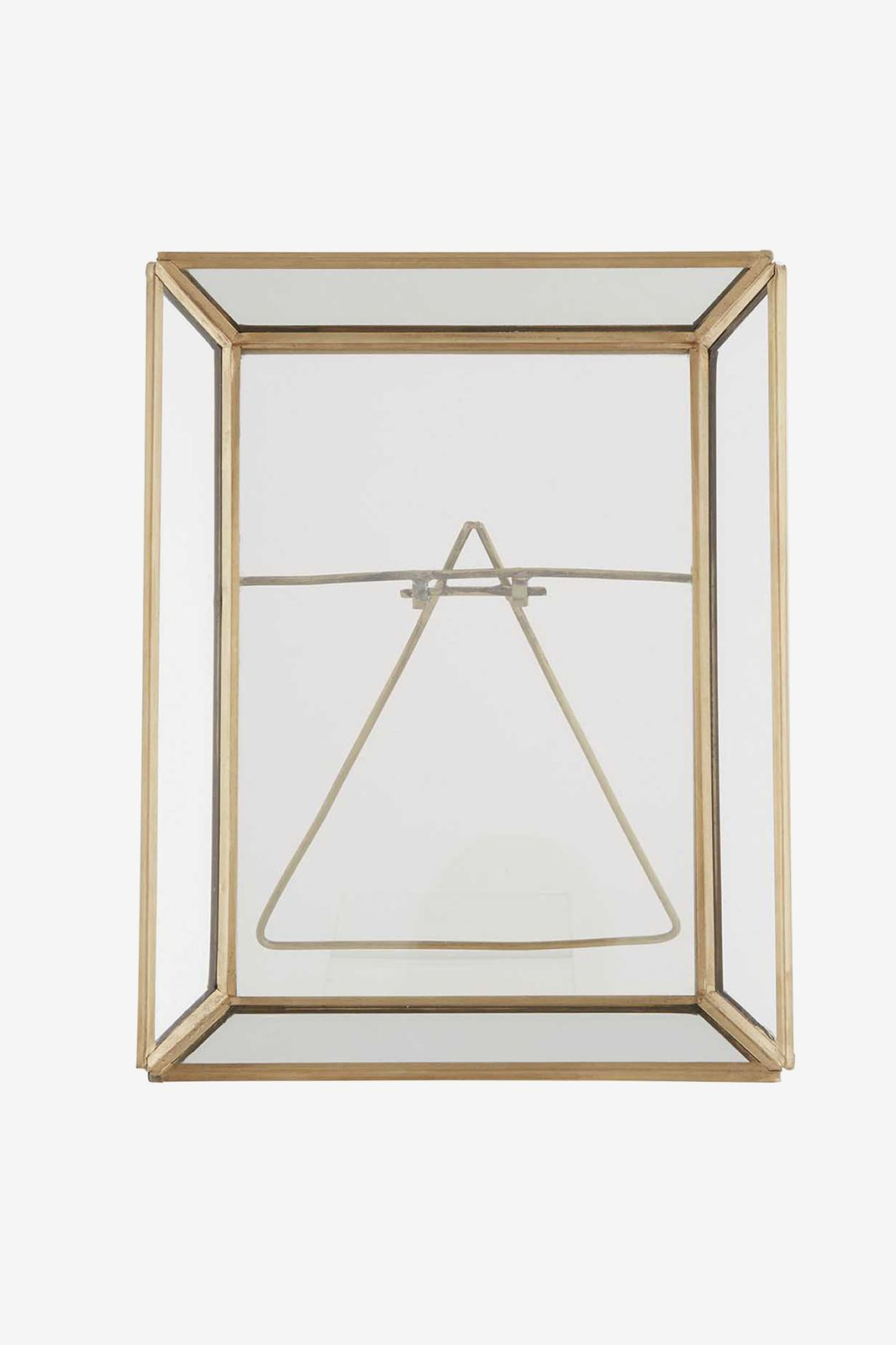 Fotolijst spiegel goud (17x11 cm) - Homeland | Sissy-Boy