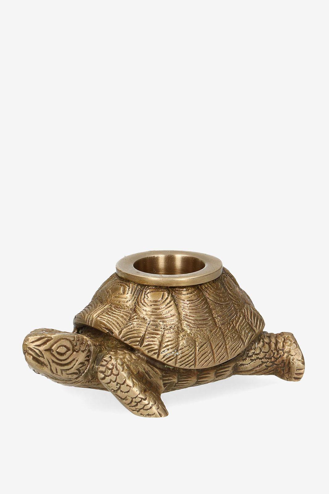 Kandelaar schildpad