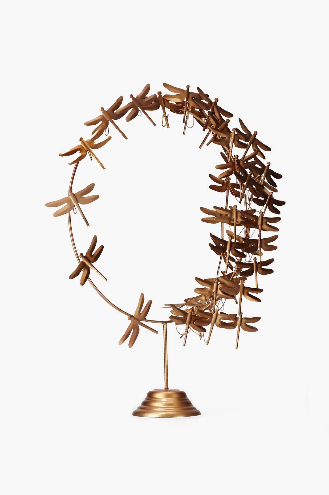 Gouden standaard libelles