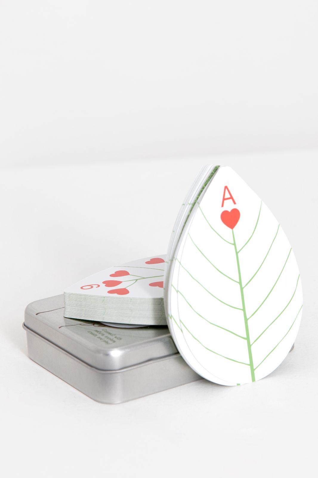 Kaartenset leafs - Homeland | Sissy-Boy