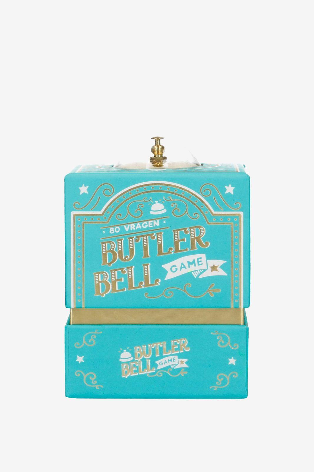 Butler Bell Quiz Reis om de wereld - Homeland | Sissy-Boy
