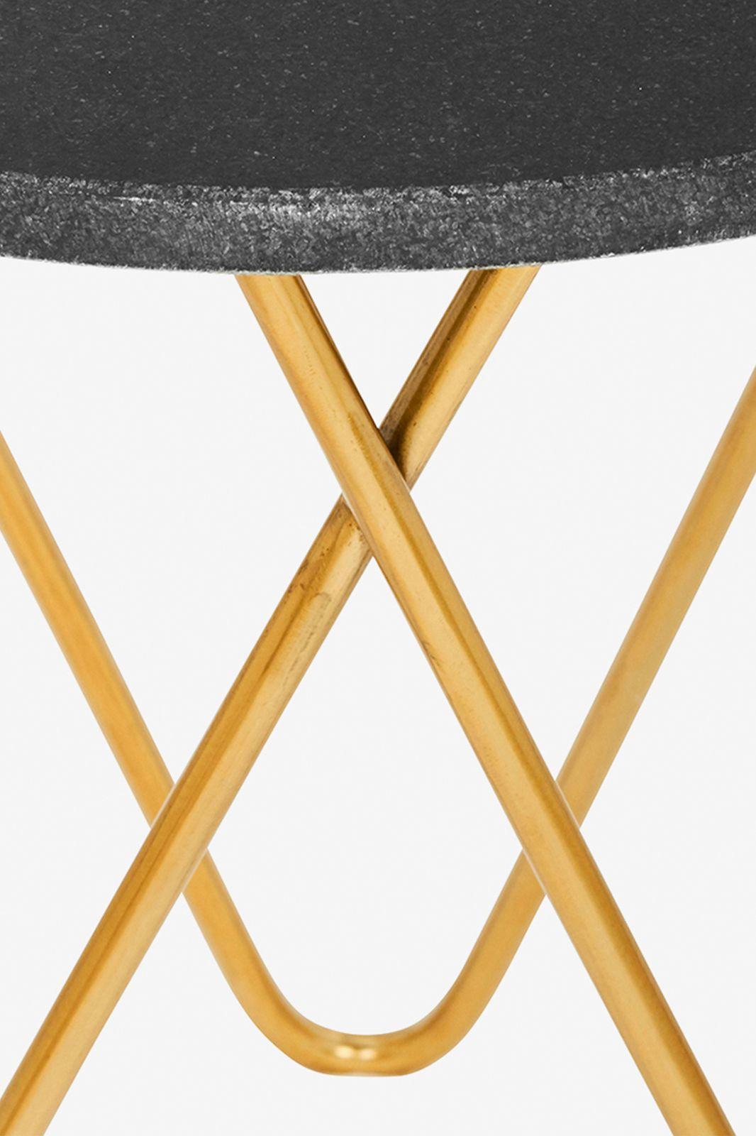 Marmeren tafel rond small