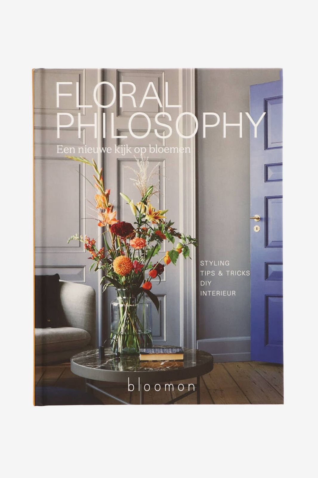 Boek Floral philosophy