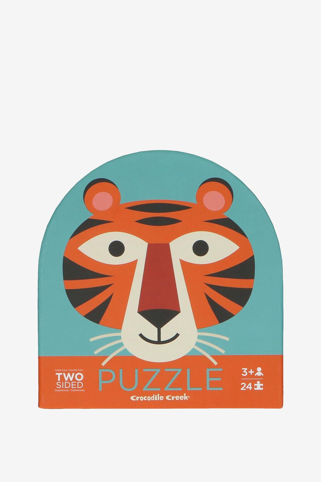 Puzzel tweezijdig tiger - Homeland | Sissy-Boy