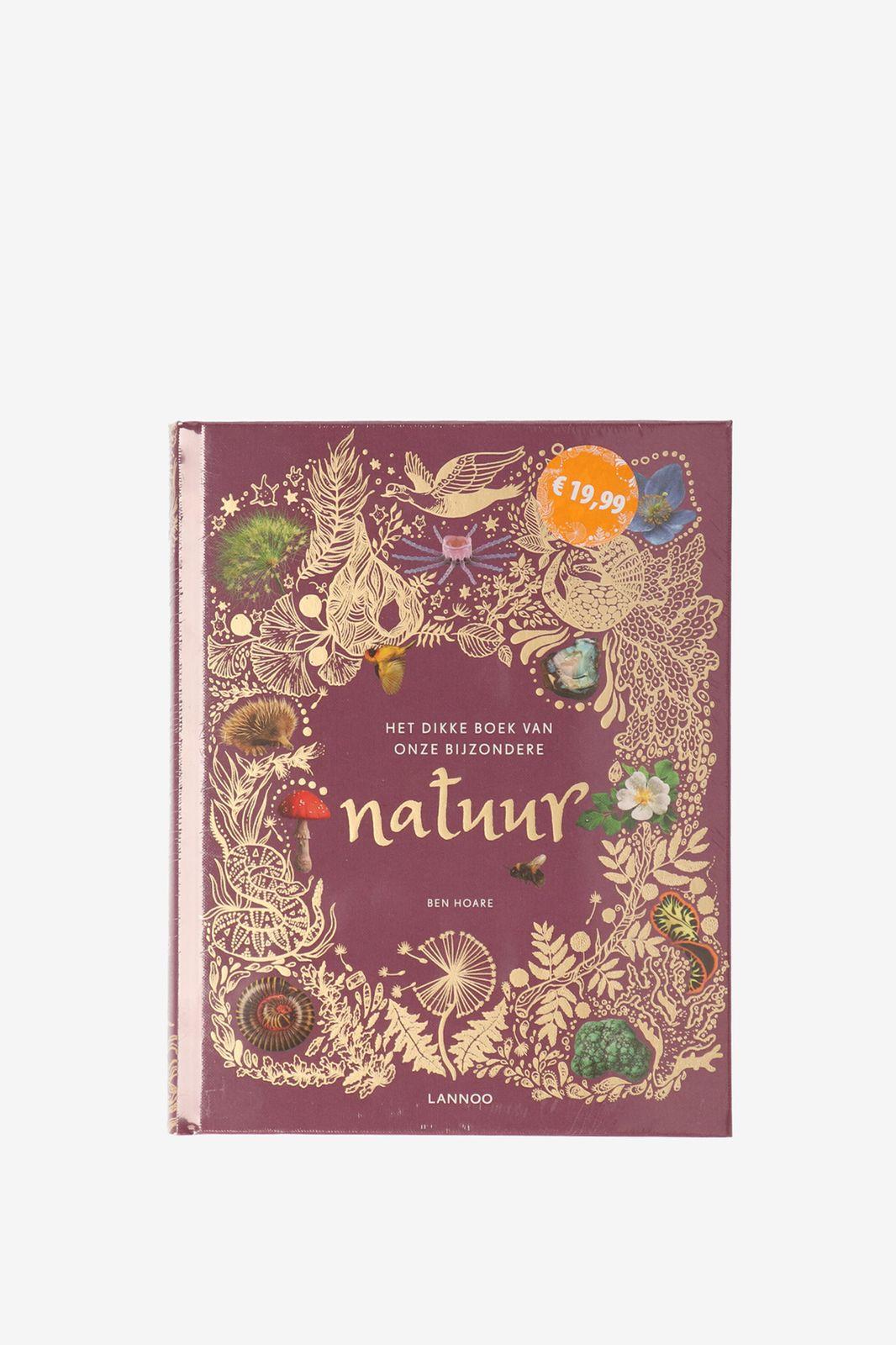 Het dikke boek van onze bijzondere natuur - Homeland | Sissy-Boy