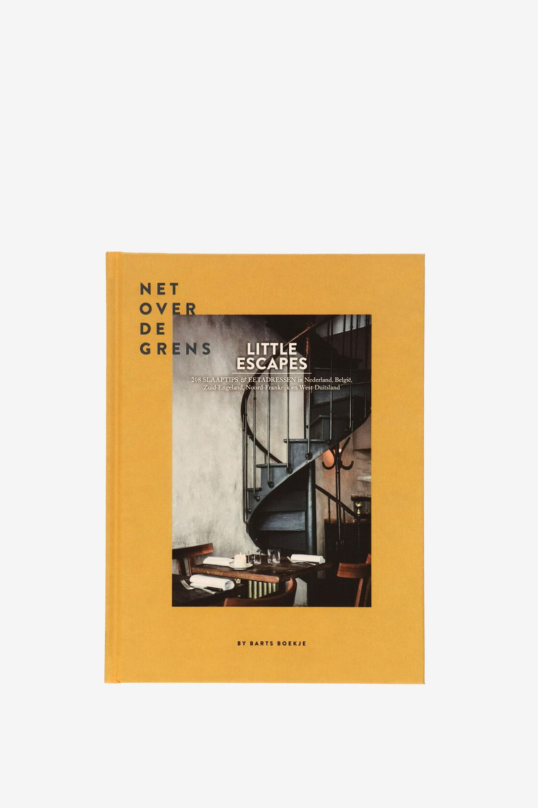Boek Little Escapes net over de grens