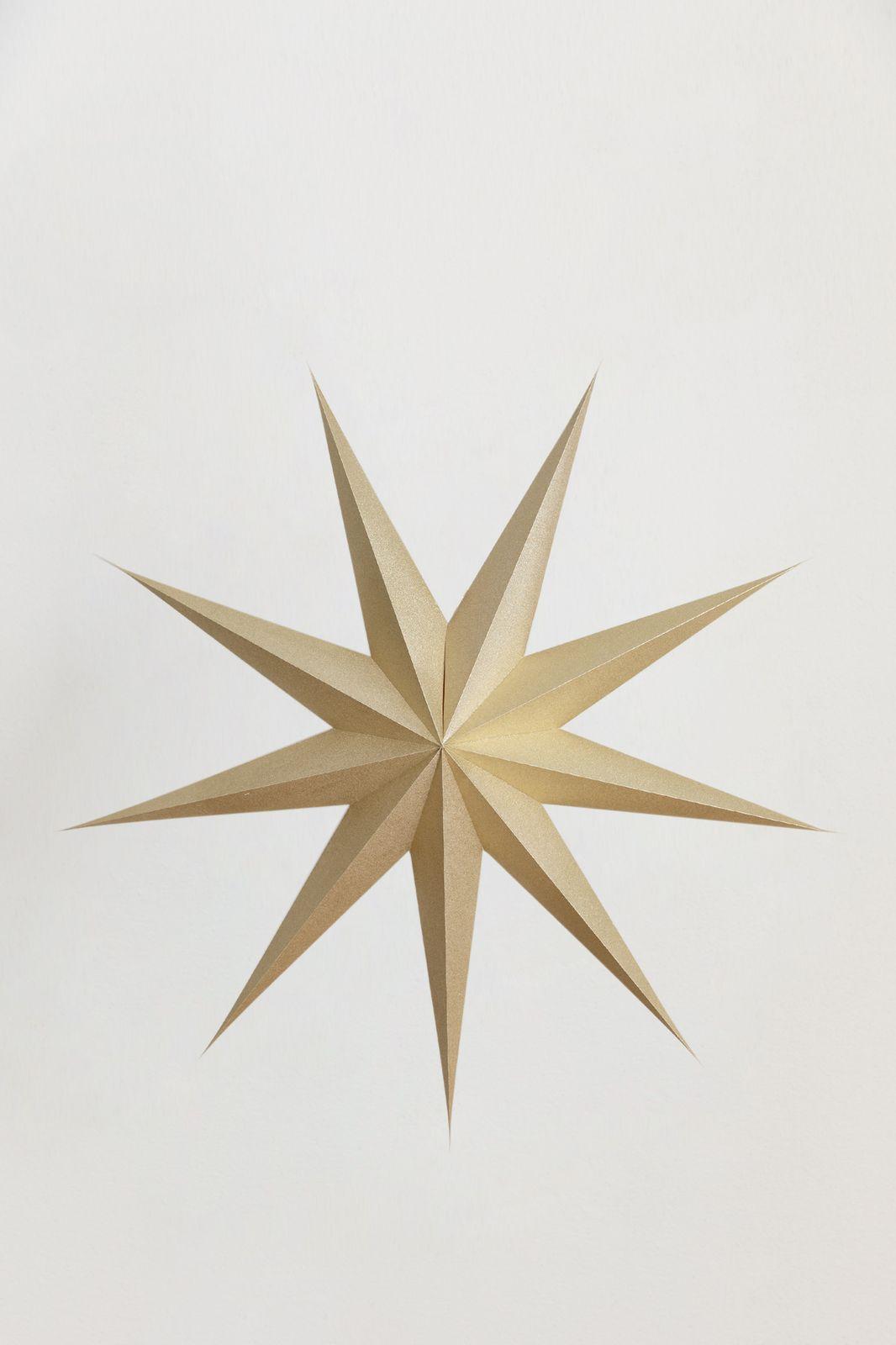 Gouden ster (150 cm) - Homeland | Sissy-Boy
