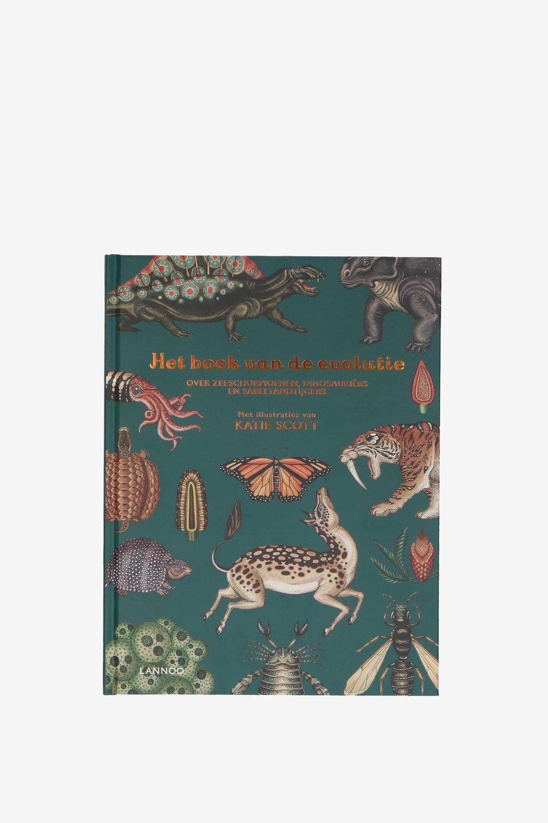 Het boek van de evolutie - Homeland | Sissy-Boy