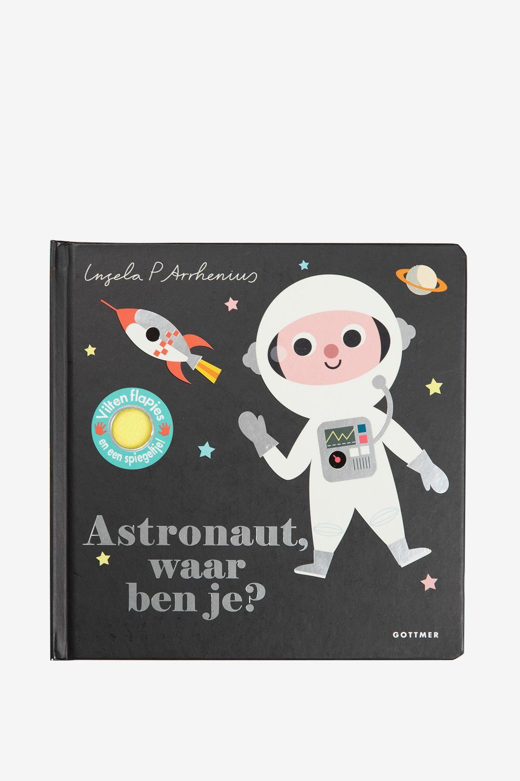 Boek Astronaut waar ben je?