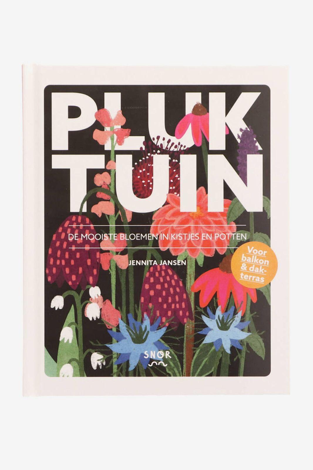 Boek Pluktuin