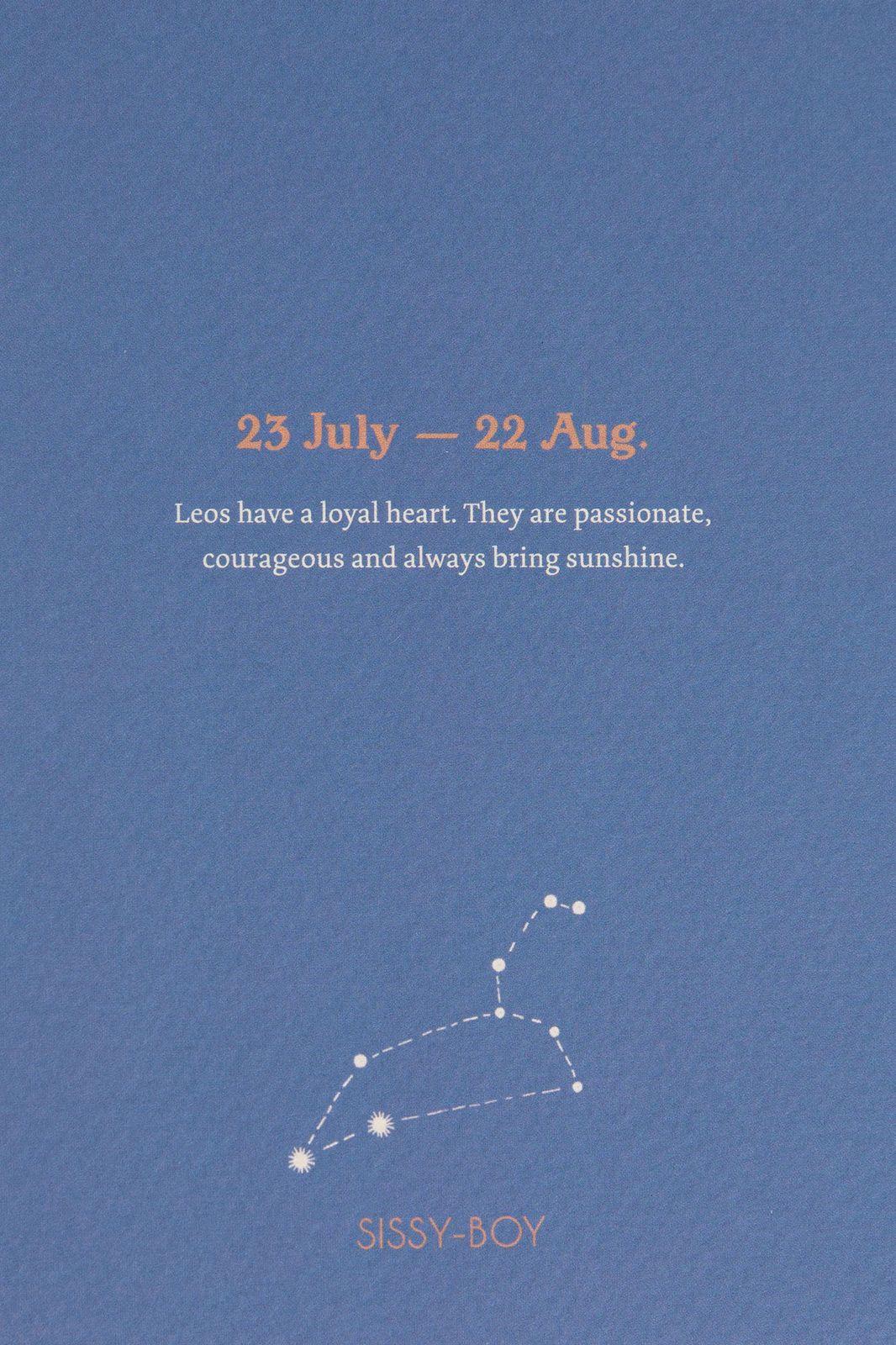 Postkaart leeuw - Homeland   Sissy-Boy