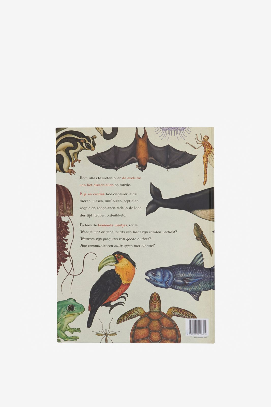 Het dierenboek - Homeland | Sissy-Boy