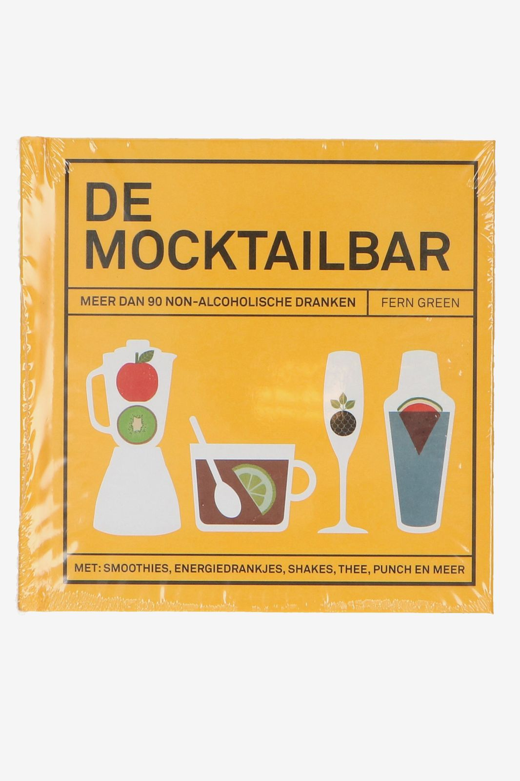 Boek De Mocktailbar - Homeland | Sissy-Boy