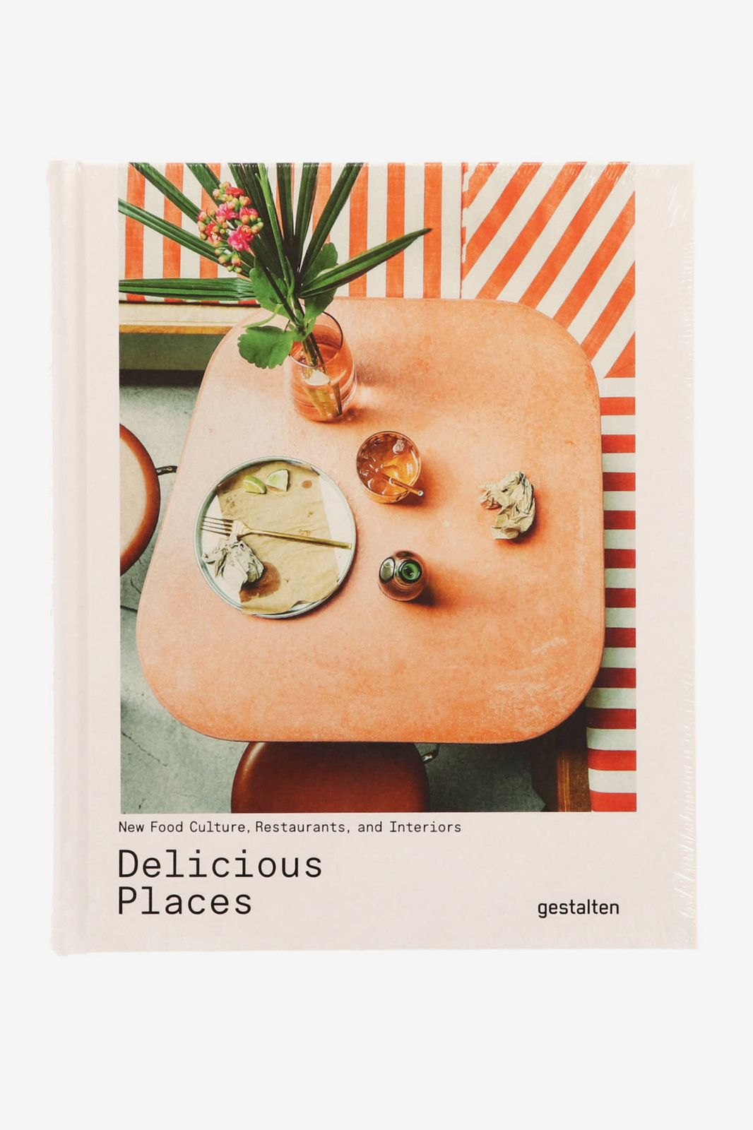 Boek Delicious Places