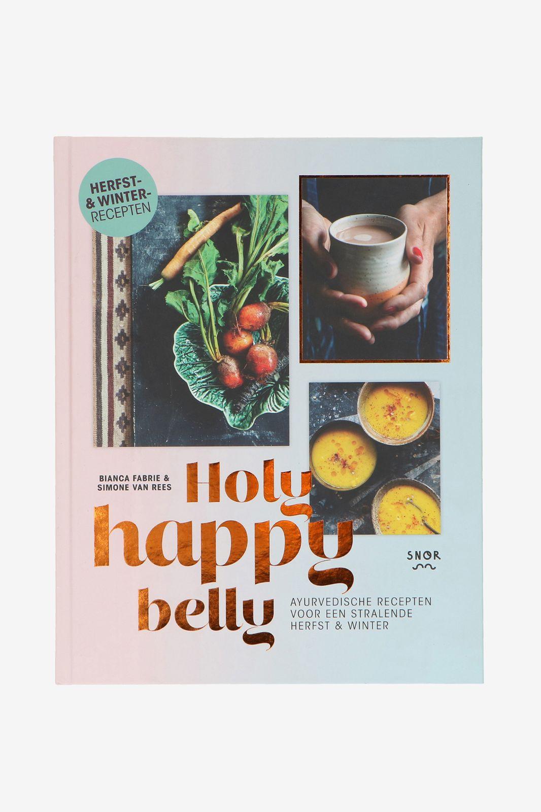Kookboek Holy Happy Belly