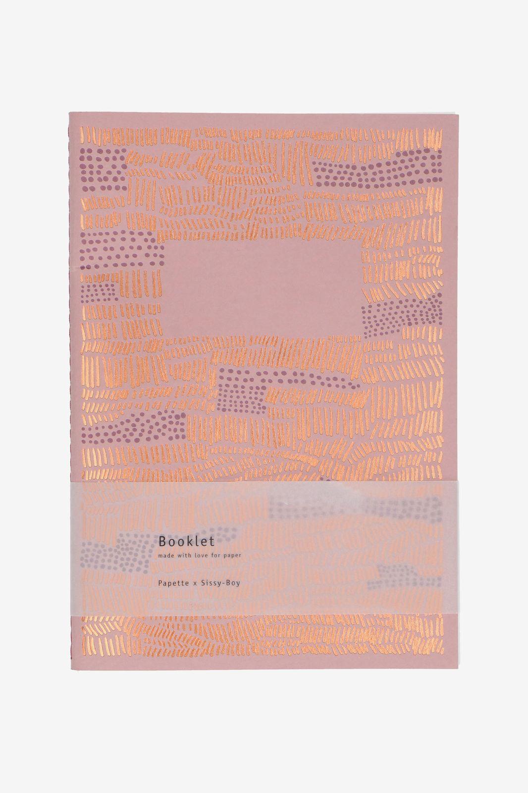 Roze schrift met print - Homeland | Sissy-Boy