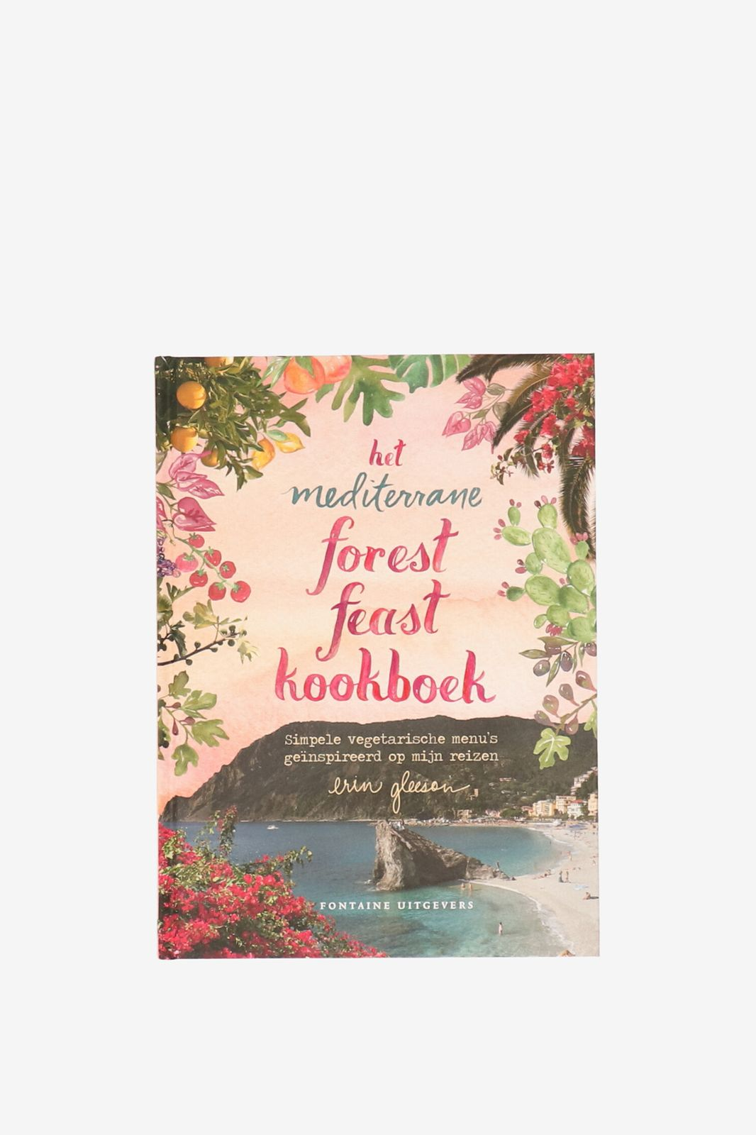 Kookboek mediterrane forest feast - Homeland | Sissy-Boy